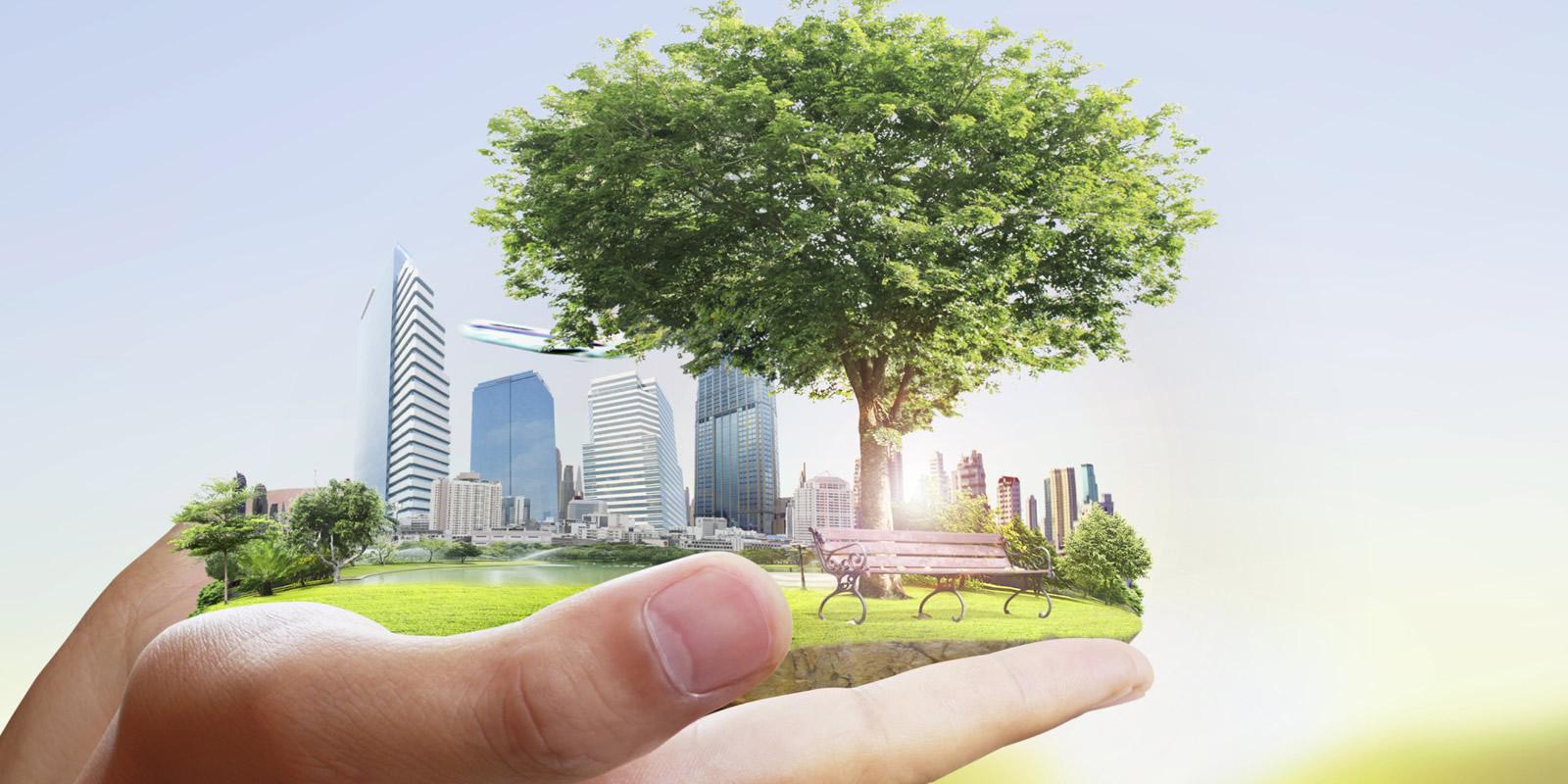 environoego - protect the planet
