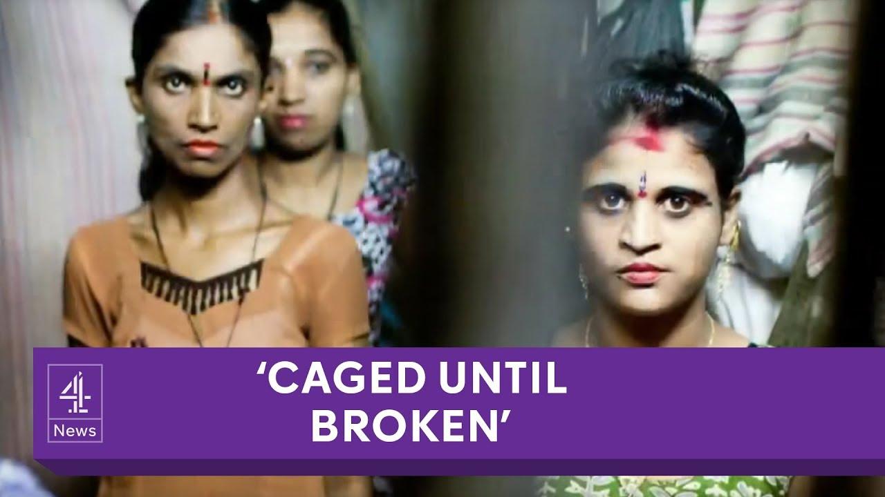Caged Until 'broken': Life For Mumbai's Prostitutes
