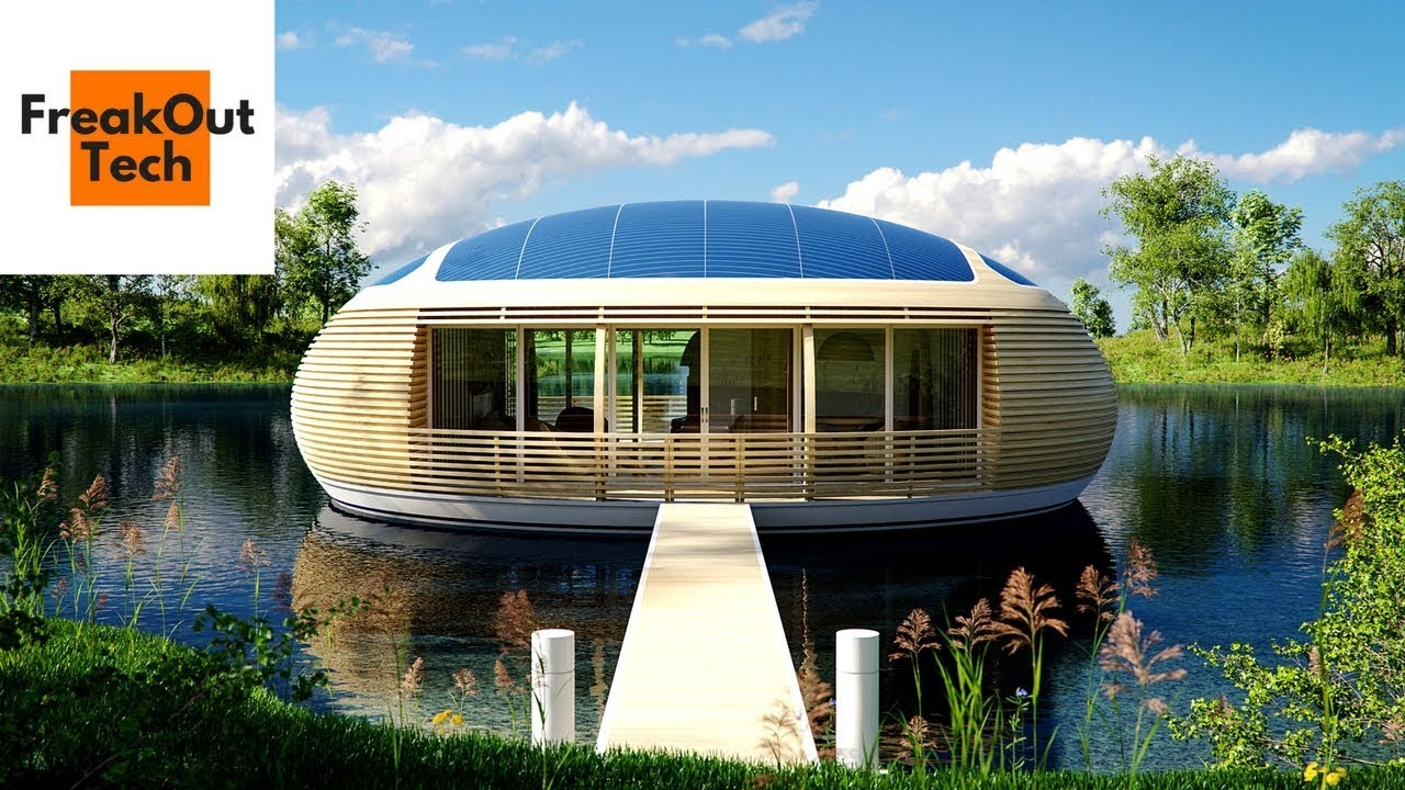 Top 5 Green Technology You Need To See #5 ✔