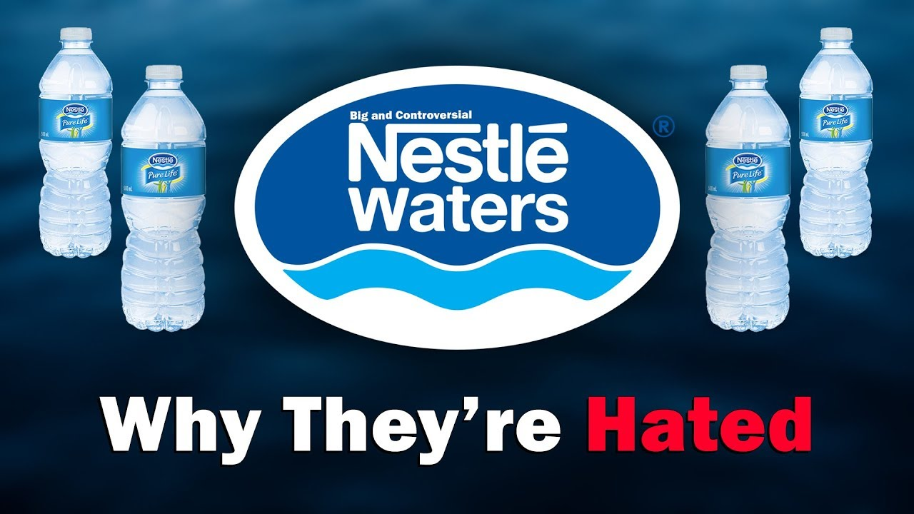 Nestle Waters – Big And Controversial