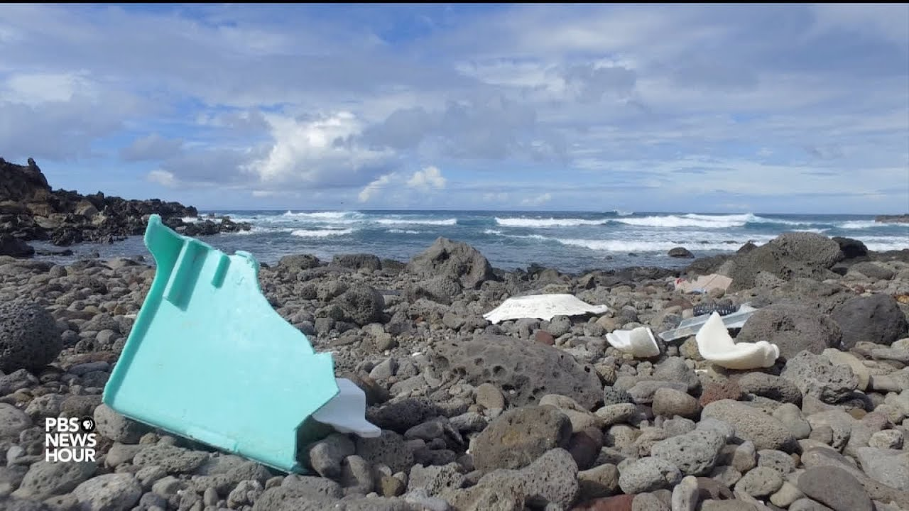 Tiny Easter Island Deals With Giant Trash Problem