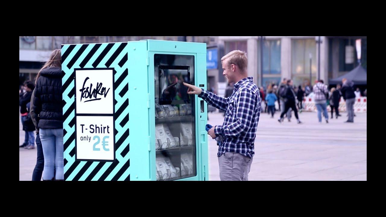 The 2 Euro T Shirt – A Social Experiment