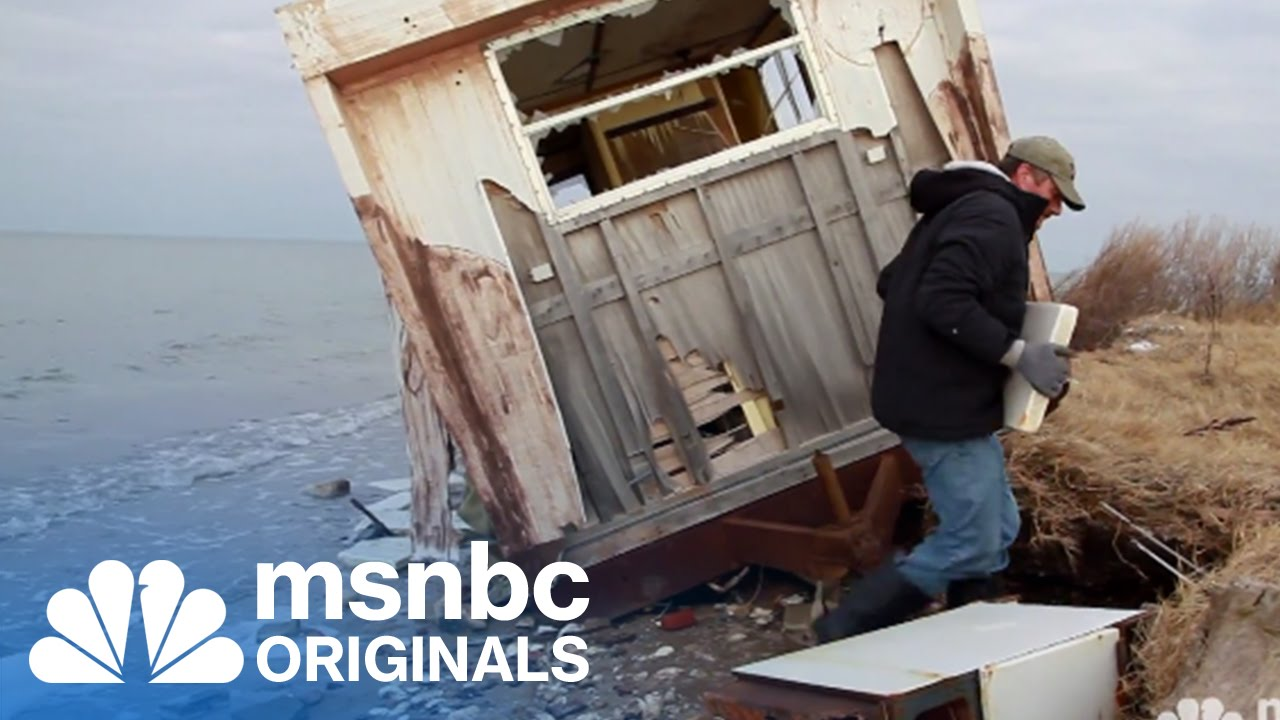 The Drowning Islands Of Virginia | Originals | Msnbc