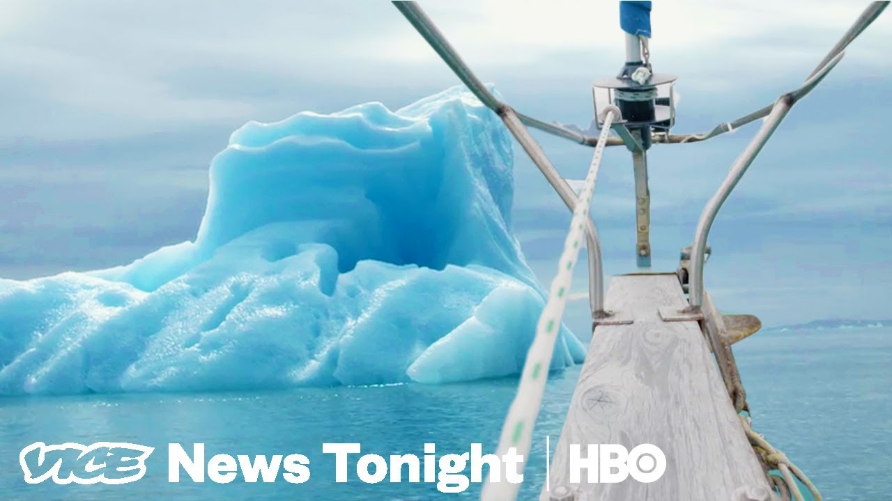 The Unexpected Threat To Greenland's Melting Glaciers (HBO)