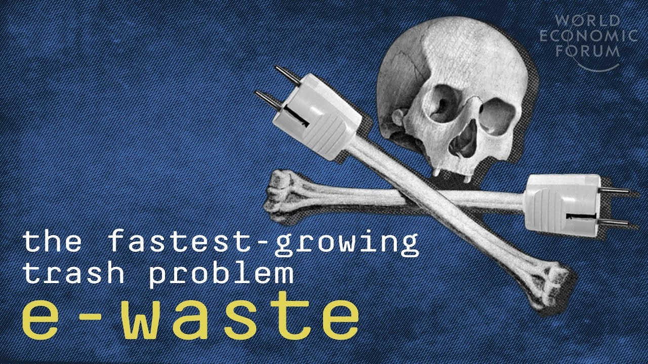 E Waste: Cleaning Up The World's Fastest Growing Trash Problem