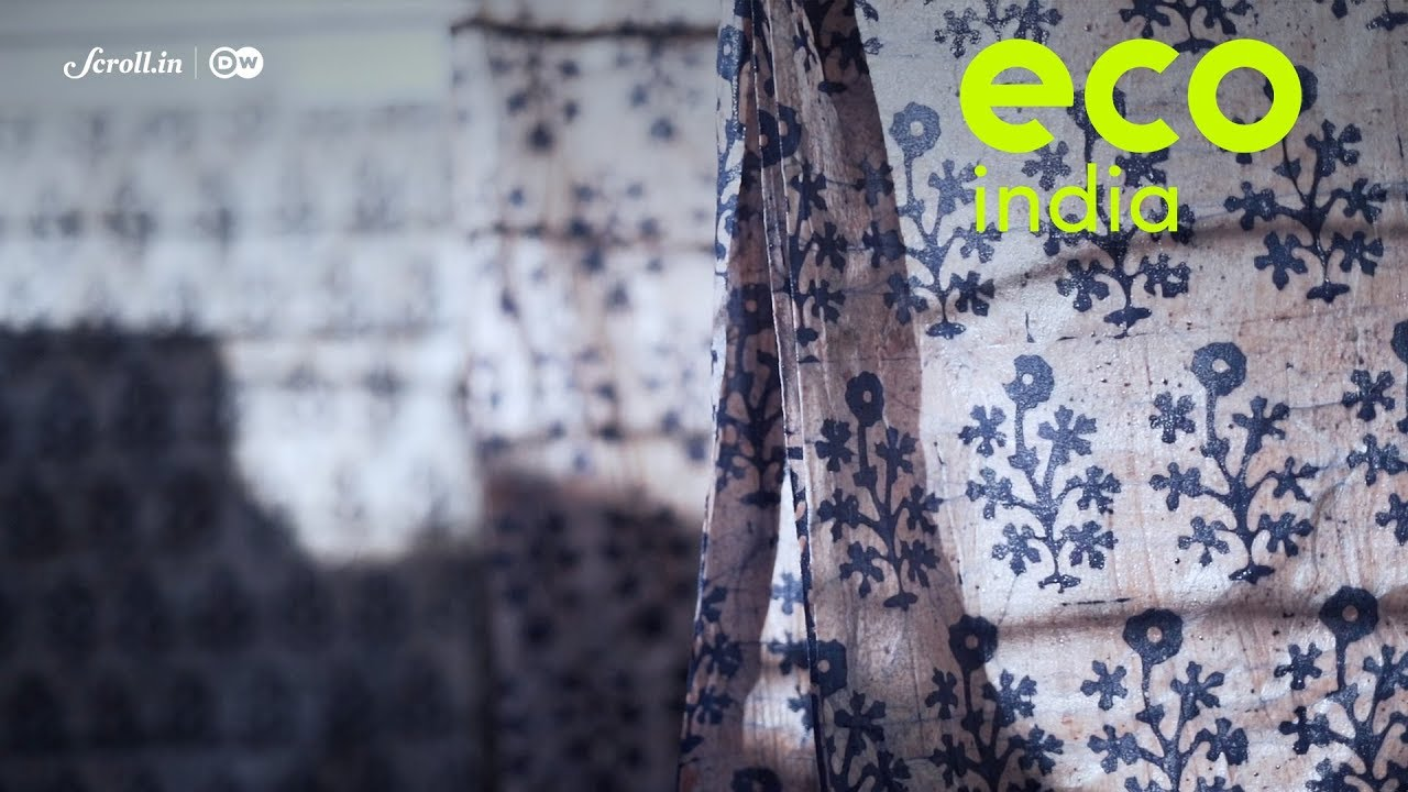 Eco India: Meet The Artisans Who Are Reviving The Traditional, Eco Friendly Art Of Batik Printing