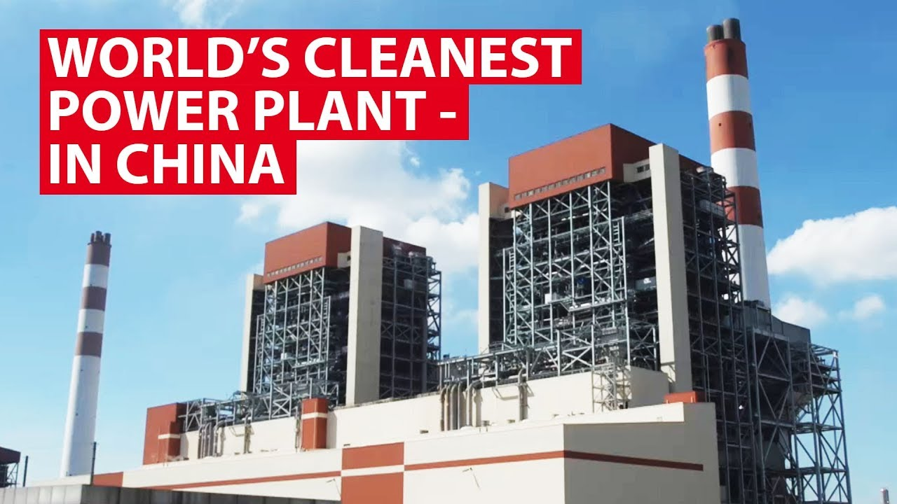 Inside The World's Cleanest Power Plant – In China | Coming Clean About Green | CNA Insider