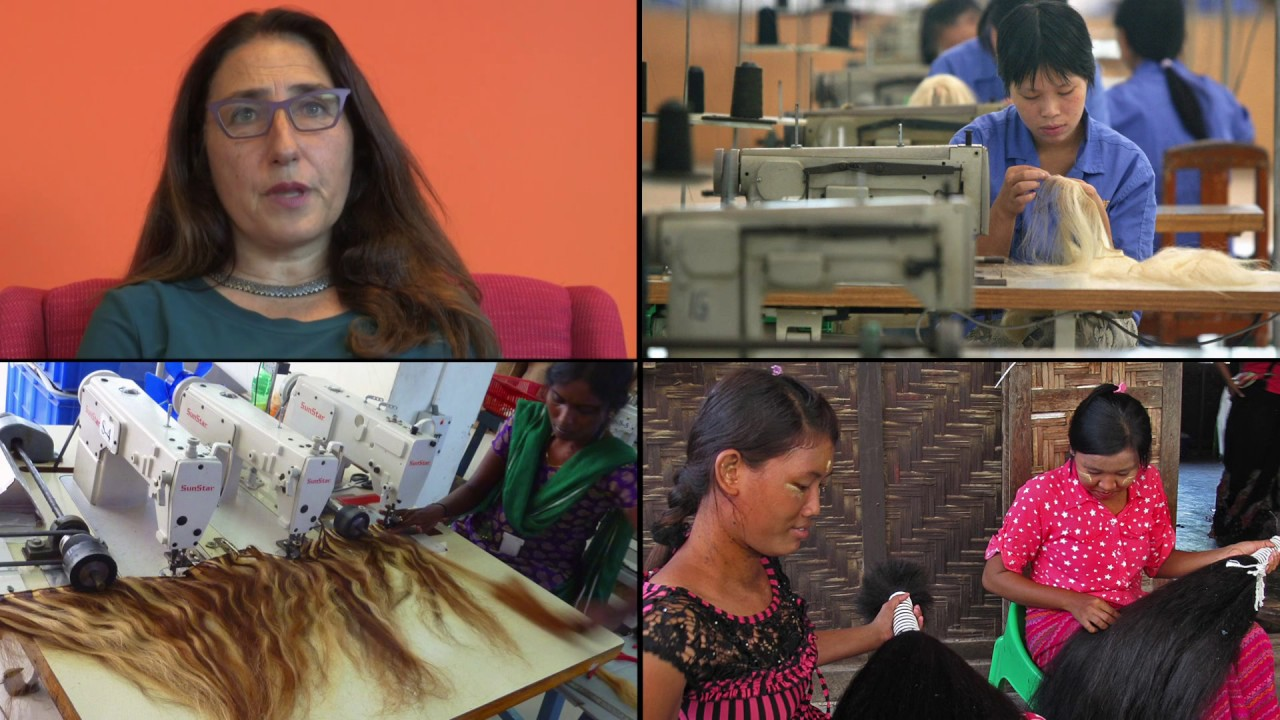 Where your hair extensions really come from – BBC Stories